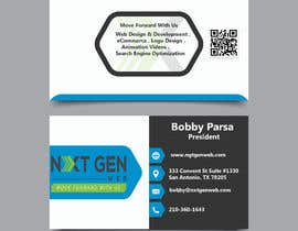 #5 for business card design... by klipmandu