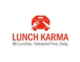 #210 for Create a compelling, standout logo for Lunch Karma by puze1991