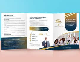 #19 for Tri-fold Brochure Update - Redesign by sub2016