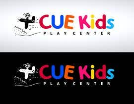 #41 for LOGO FOR A INDOOR KIDS PLAYGROUND by planzeta