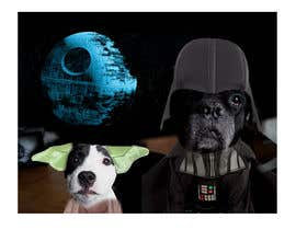 #42 para Need funny objects photoshopped on dogs photos de gerardolamus