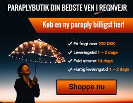 #5 for Design new banners for umbrella shop by biswajitgiri