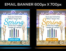 #11 for Design a Banner For a Email Campaign by owlionz786