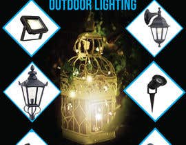 #59 for Design a Banner To Advertise Outdoor Lighting by tanjiasultana