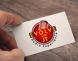 """#39 for Podcast LOGO design for """"The EVOLVE with JT Audio Experience"""" by logodesign24"""