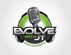 """#86 for Podcast LOGO design for """"The EVOLVE with JT Audio Experience"""" by dandrexrival07"""
