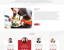#10 for Design for a responsive website (only the design for a wordpress website) by jitp