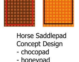 #13 for Design a Saddlepad by sonnybautista143