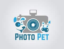 #52 for Diseño de logotipo y portada para página de facebook / servicio de fotografías de mascotas by juanortegadg