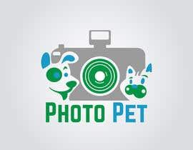 #53 for Diseño de logotipo y portada para página de facebook / servicio de fotografías de mascotas by juanortegadg
