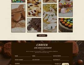 #18 for Design a website for a Chocolate Factory (Homepage only, PSD) by ByteZappers