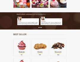 #30 for Design a website for a Chocolate Factory (Homepage only, PSD) by sourabh1604ph2