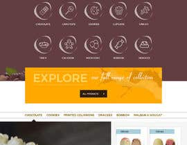#28 for Design a website for a Chocolate Factory (Homepage only, PSD) by Suvamaya