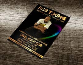 #5 for Event Flyer and matching Facebook Banner Needed for R&B/Hip Hop Artist/Singer by qamarkaami