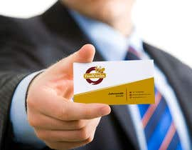 #6 для Business Card for Restaurant от Eamin12