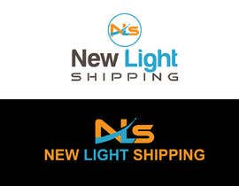 #56 for Design a Logo For New Light Shipping by dola003