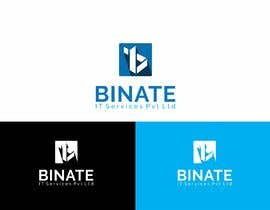 #36 for Design a Logo for Binate IT Services by manhaj