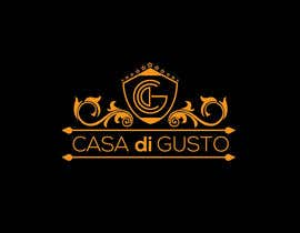 """#34 for Logo for """"Casa di Gusto"""" af asimjodder"""