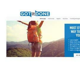 #150 for Create a logo for our website called GETitDONE by Mahsina