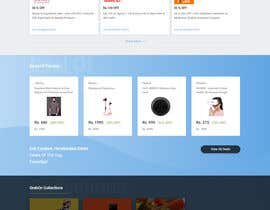 #19 for Create a website with 3 main pages by gmmrmostakim
