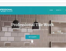 #38 for Design logo for a tile contractor by asimjodder