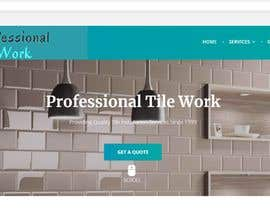 #41 for Design logo for a tile contractor by designsbymallika