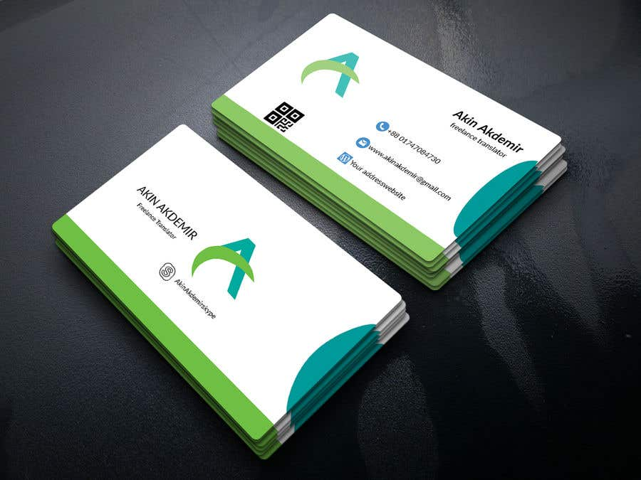 Entry 39 by moslaminrahman for freelance translator logo and contest entry 39 for freelance translator logo and business card colourmoves