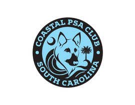 #23 for Logo for a dog club in SC by xexexdesign
