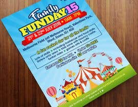 #27 dla Design a flyer for an annual funfair przez avizeet85