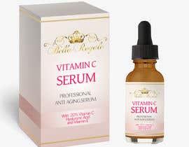 #23 for Design Vitamin C serum box design and label for me by ebon21