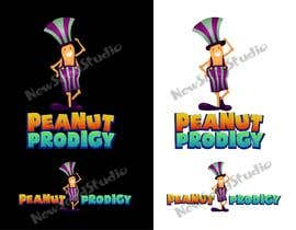 #35 for Peanut Prodigy Logo by NewSeedStudio17