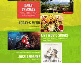 #35 for Build Me A Better Restaurant Website by greenarrowinfo