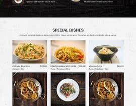 #21 for Build Me A Better Restaurant Website by monirbishal1