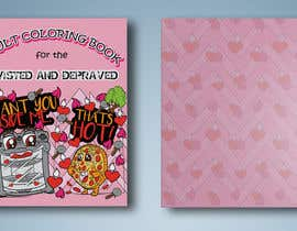 #4 cho Dirty Pun Coloring Book - Cover Contest bởi Quay3010