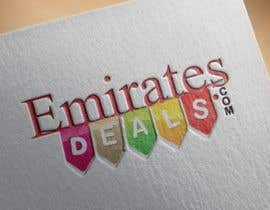 #18 for BEST 3D LOGO AND NAME FONT FOR MY COMPANY  DEAL EMIRATES.COM by ovaisahmed4