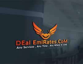 #70 for BEST 3D LOGO AND NAME FONT FOR MY COMPANY  DEAL EMIRATES.COM by mahinderpal1997