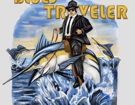 "#31 for Boat Name Graphic ""Blues Traveler"" by Aukenai"