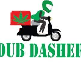 #129 for Design a Logo - Marijuana Delivery App by sayiedmizan