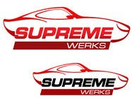 Graphic Design Contest Entry #97 for Logo Design for Supreme Werks (eCommerce Automotive Store)