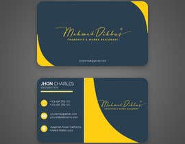 #53 for Design a Business Card by saiikatdas