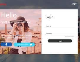 #15 for Signup/Login page (re) design and explanation + UX af nimishadileep