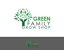 #68 for grow shop logo by tolomeiucarles