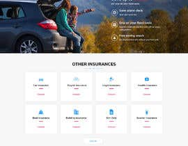 #20 for Redesign for excisting website (more commercial look and feel) by yasirmehmood490