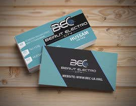 #91 for Design a Business Card by Nishiseo