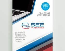 #11 for Flyer für IT Service by Fraffaele