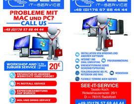 #20 for Flyer für IT Service by dsyro5552013