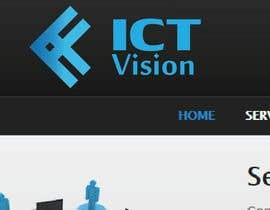 #134 for Design a Logo for ICT services by AiCreator