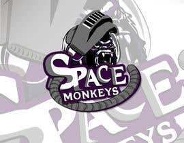 #24 cho Space monkey Gaming bởi eliartdesigns