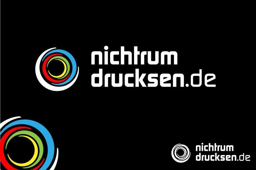 Konkurrenceindlæg #620 for Logo Design for nichtrumdrucksen.de