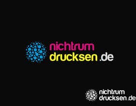 #640 para Logo Design for nichtrumdrucksen.de por patil1987